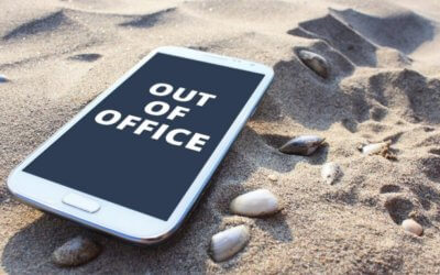 Do you struggle to unplug from work?