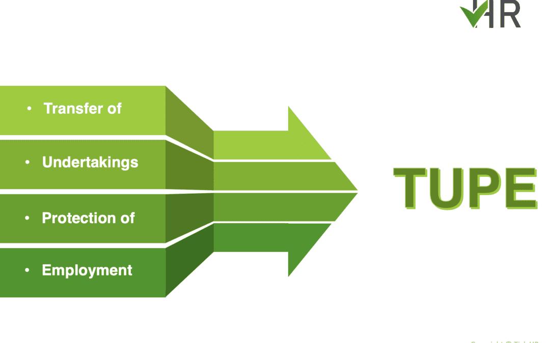 TUPE Explained