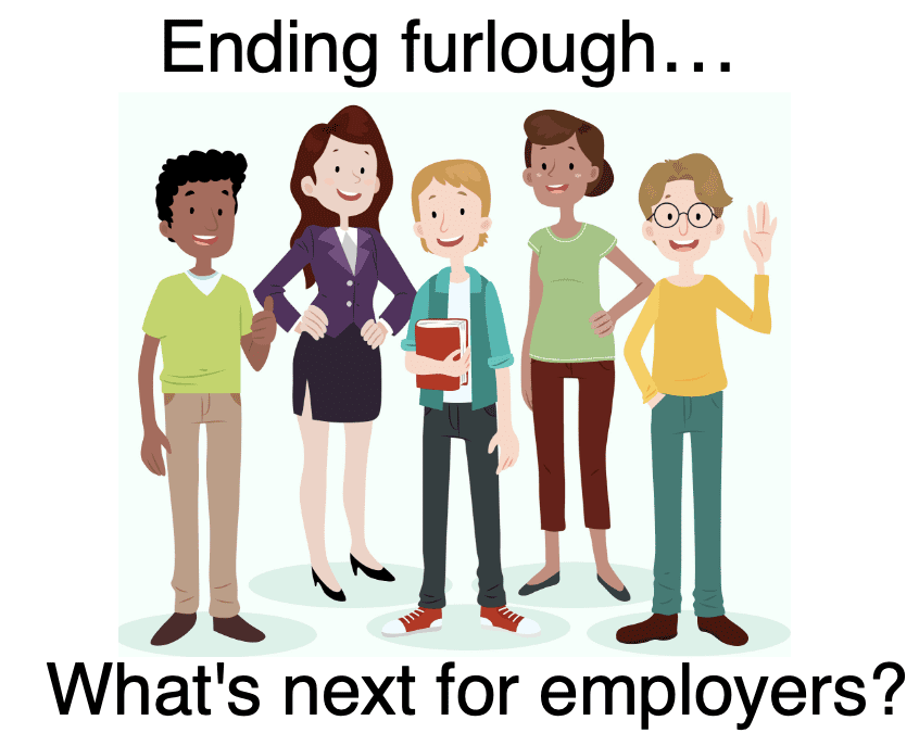 Returning to work after furlough