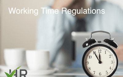 What are Working Time Regulations?